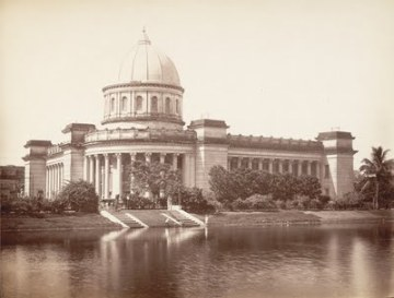 General Post Office, Calcutta 1885