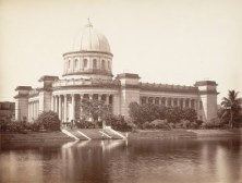 General Post Office, Calcutta 1885
