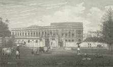 Chowringhee Road. Ballard's Buildings