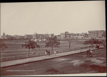 Esplanade and Government HouseLarge 1863