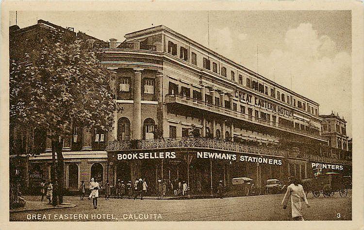 Calcutta streets puronokolkata for Great accommodation