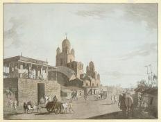 Gentoo Pagoda and House