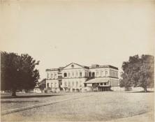 Orphan School, Calcutta (Kolkata) - Albumen Silver Print c1850's