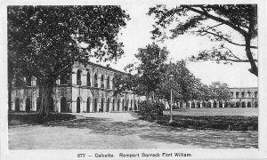 FortWilliam_Rampart_Barrack-c1915