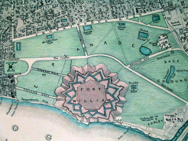 Fort William 2 map