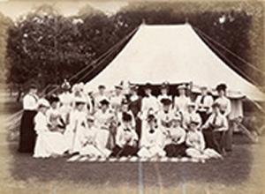 Calcutta Ladies Golf Club, 1892