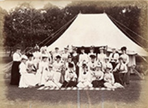 Calcutta Ladies Golf Club, 1892
