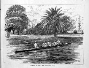 CalcuttaRowing-Illustrated Sporting and Dramatic News Ap21,1877