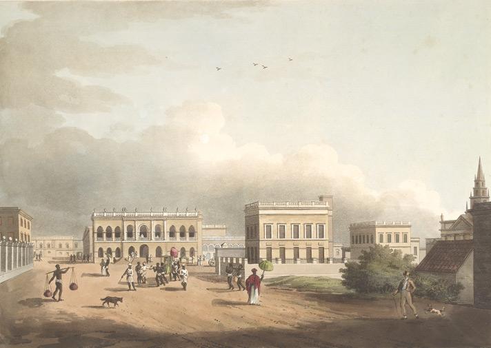 Old Court House, Calcutta