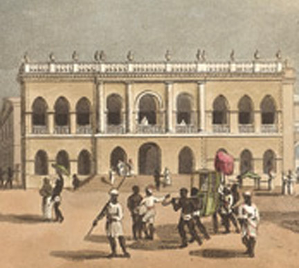 Old Court House, Calcutta(crp)