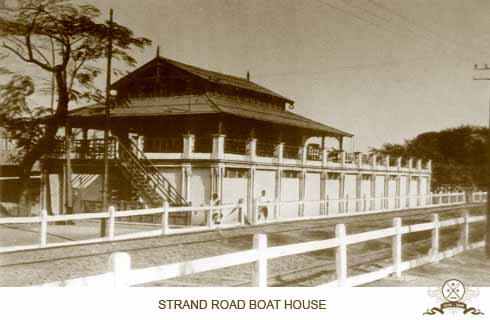 StrandRoad BoatHouse