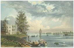 Botanic Garden House -1775