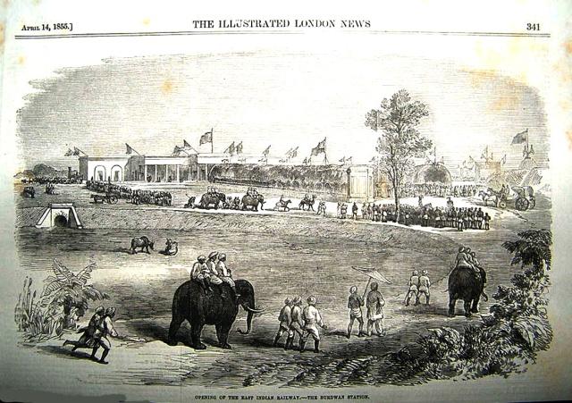Railway-BurdwanStn1855