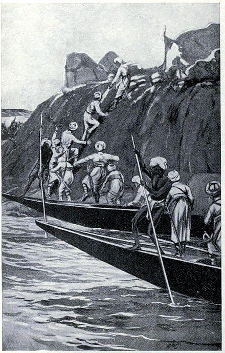 Job_Charnock_founding_Calcutta,_1690-2