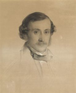 Charles Eliot Norton, by Samuel Worcester Rowse