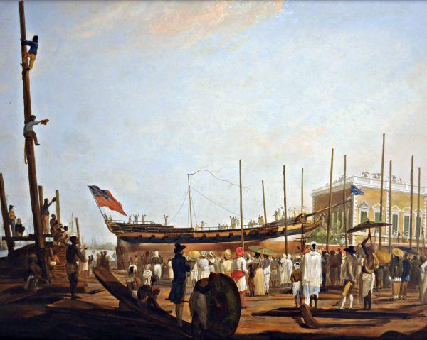 india-calcutta-launching-of-merchant-ship-circa-1798-by-frans-balthazar