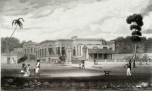 Chowringhee Road. Theatre Road Theatre