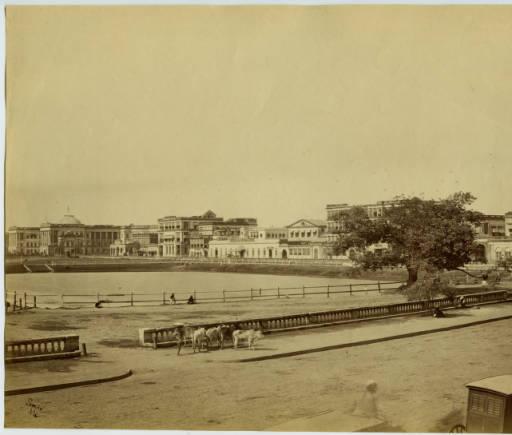Maidan Cor. Dharamtala ByJohnWardSache_collections.carli.illinois.edu
