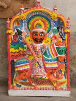 Dharmaraj. Rajputana