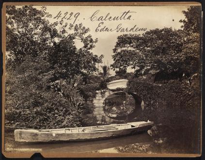 eden gardens calcutta ( kolkata ) frith 5