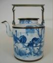 Uwade kyūsu top hand(le) teapot