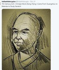I-tsing a 7th century Chinese Buddhist