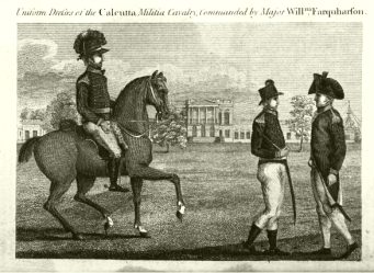 Militia Cavalry of the East India Company