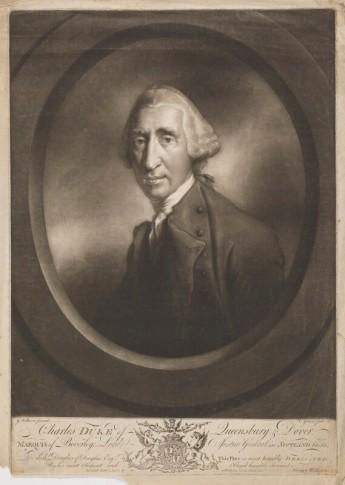 Charles Douglas. 3rd Duke of Queensberry